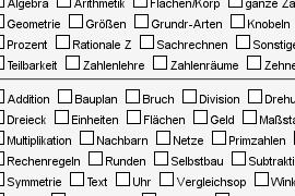dw-Aufgaben - Individuelle Mathematik-Arbeitsblätter auf Knopfdruck