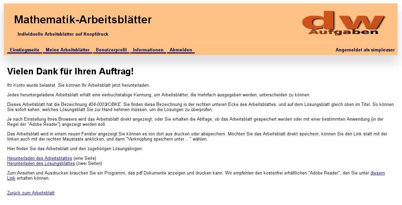Ausgezeichnet Dann Vs Als Arbeitsblatt Bilder - Mathe Arbeitsblatt ...