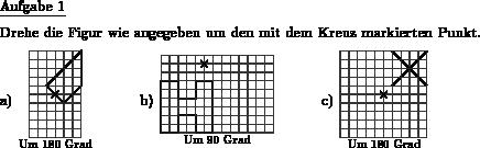 figur symmetrie nennen individuelle mathearbeitsbl228tter