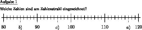 Arbeitsblatt Vorlage Zahlenstrahl 1 Individuelle Mathe Arbeitsblatter Bei Dw Aufgaben